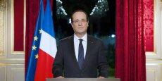 Comme le 31 décembre 2012, François Hollande est épinglé par le Parti Communiste