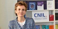 Marie-Laure Denis, la nouvelle présidente de la Cnil.