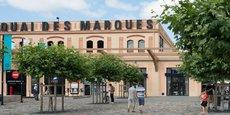 Une boutique BMW/Mini/Parot, une salle de sport F45 et un espace Now Coworking débarqueront prochainement sur le Quai des marques, à Bordeaux.