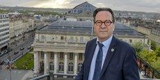 Serge Dessay, PDG de Hotravail, est aussi vice-président du Club des ETI (entreprises de taille intermédiaire) de la Région Nouvelle-Aquitaine.