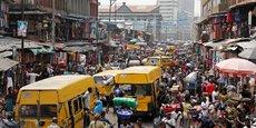 Avec plus de 22 millions d'habitants,Lagos, la capitale économique du Nigeria est la seconde ville la plus peuplée d'Afrique et l'une des villes les plus peuplées de la planète.