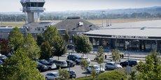 L'aéroport pourrait accueillir plus de 100 000 passagers à l'année prochainement.