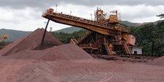Sapro, la joint-venture de Glencore avec Zanaga Iron Ore Co, prévoit d'expédier 2 millions de tonnes de minerai de fer par an au cours des deux prochaines années, puis d'augmenter sa production à 30 millions de tonnes d'ici 2024.