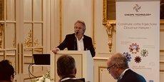 Nicolas Leroy-Fleuriot, le PDG de Cheops Technology