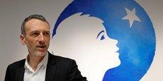 La coalition de multinationales est présidée par Emmanuel Faber,le PDG de Danone.