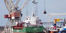 Le port de Bordeaux a conclu un partenariat de deux ans avec les acteurs du territoire