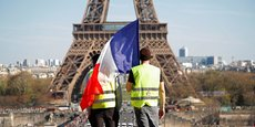 Les gilets jaunes sont de nouveau mobilisés samedi en France, et notamment à Paris et à Strasbourg, pour protester contre le bla-bla présidentiel.