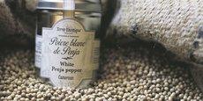 Le packaging des boîtes d'épices contribue aussi au succès de la marque Terre exotique.