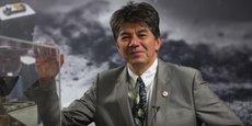 Bernard Foing est le directeur du groupe international lunaire à l'ESA, l'agence spatiale européenne.