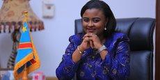 Élue dans le Haut-Katanga, Francine Muyumba est la benjamine du Sénat en RDC.