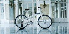 Coleen a présenté son vélo électrique au CES Las Vegas en début d'année