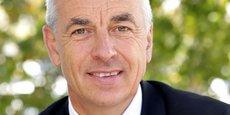 Jean-Luc Rigaut est président de l'Assemblée des communautés de France (AdCF).