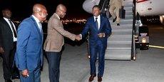 Le président togolais Faure Gnassingbé, lors de son arrivée à New York, le 25 septembre 2018.