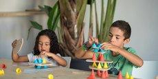 Le premier jeu thérapeutique développé par OPPI et baptisé Piks s'adresse aux enfants souffrant de déficit de l'attention.