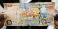 La dette zambienne s'est chiffrée à 10 milliards de dollars en 2018, contre 8,74 milliards de dollars à la fin de l'année 2017.