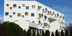La Cité des métiers de demain disposera d'une surface de 3 000 m2, dans le quartier Odysseum de Montpellier