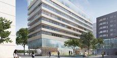 Lumen, la Cité de la lumière devrait être livré au printemps 2021