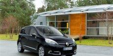 Renault Scénic restylé Copyright Reuters