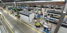 L'entreprise grenobloise ARaymond, spécialisée dans les solutions d'assemblage et de fixation, souhaitait notamment développer des solutions de fixation rapide et démontables pour le marché de l'automobile.