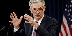 Le président de la Fed Jerome Powell donnera mercredi prochain une conférence de presse.
