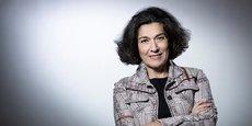 Nathalie Collin, Directrice Générale Adjointe du Groupe La Poste.