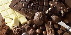 Transformation du cacao, travail du grain ou encore fabrication de produits laitiers : l'industrie alimentaire a mené le bal en avril.