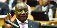 Après sa confirmation le 22 mai par les députés, le président Cyril Ramaphosa prêtera serment le samedi 25 mai à Pretoria.