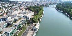Le campus de Skema Grand Paris est présenté comme le point d'ancrage de la stratégie globale de l'école.