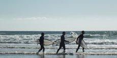 La startup Hexasurfboard propose des surfs éco-responsables entre 700 à 1.000 euros.