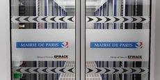 La Ville de Paris a inauguré son centre de donnée le 28 mai. Une première pour une commune française.
