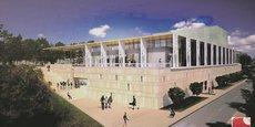 D'un montant de 32 millions d'euros, le complexe prendra le relais de l'actuelle Maison de la culture, inaugurée en 1963 par André Malraux.