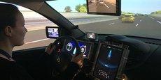 Exoskills travaille, entre autres, sur le projet Tornado, aux côtés du constructeur Renault, autour de la voiture autonome.