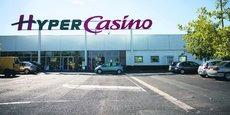 Casino emploie 220.000 personnes, dont 70.000 en France (ici, à Nemours).