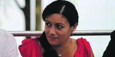Sabrina Hamidi, conseillère régionale EELV, déléguée à la COP.