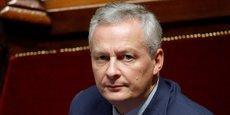 Bruno Le Maire estime qu'il serait en contradiction avec sa propre stratégie s'il soutenait l'action de la CGT de FAI devant le tribunal.