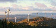 Le parc éolien Cap d'Espigne, développé par le groupe Valeco dans l'Hérault