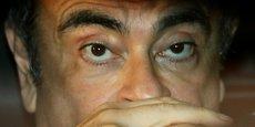 L'ancien PDG de Renault-Nissan Carlos Ghosn.