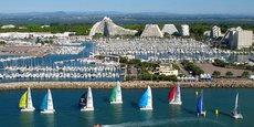 La Grande Motte est l'une des villes touristiques les plus attractives du département de l'Hérault.