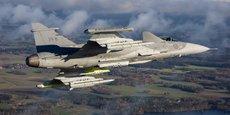 Le Brésil sera, avec la Suède, le premier à utiliser la nouvelle génération de l'avion de combat de SAAB équipé du missile air-air Meteor