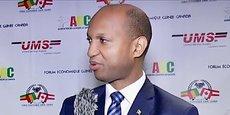 Gabriel Curtis, ministre guinéen des investissements et du Partenariat public-privé.