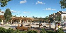 Le parc sera ouvert toute l'année avec une capacité d'accueil simultané de 2.700 personnes