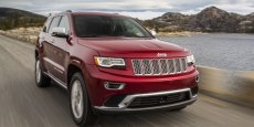 Je Jeep 4x4 Grand Cherokee Copyright Jeep (Chrysler)