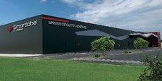 La nouvelle usine intègre huit lignes de production sur 4000 m2