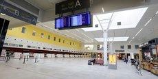 Avec la fin des vols entre Paris et Bordeaux, l'activité de l'aéroport de Mérignac (sur la photo) va se réduire