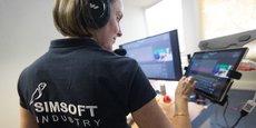 L'assistant vocal de Simsoft Industry a pour mission de soulager les opérateurs de tâches à faible valeur ajoutée.