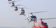 La flotte mondiale d'hélicoptères devrait passer de 25.000 appareils en 2016 à 37.400 en 2036