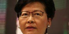 HONG KONG SUSPEND SON PROJET DE LOI SUR L'EXTRADITION