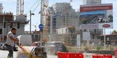 Dans la construction. 11.200 contrats temporaires ont été signés