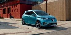 La nouvelle Renault Zoé.