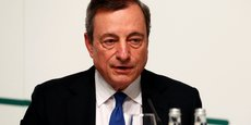 BCE: DRAGHI PRÊT AU WHATEVER IT TAKES POUR RELANCER L'INFLATION